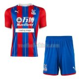 crystal palace kinderen thuis voetbal shirts 2019-2020 rood