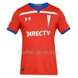 universidad catolica mannen uit voetbal shirts thailand 2019-2020 rood