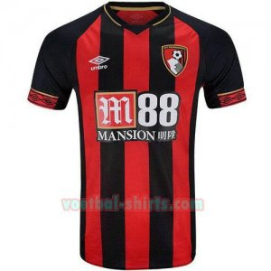 afc bournemouth mannen thuis voetbal shirts 2018-2019 rood