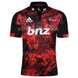crusaders mannen voetbal rugby shirts 2017-2018 rood