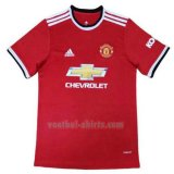 manchester united mannen concept thuis voetbal shirts 2021 22 rood