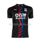crystal palace mannen uit voetbal shirts 2019-2020 zwart