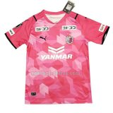 cerezo osaka mannen thuis voetbal shirts thailand 2021 22 roze